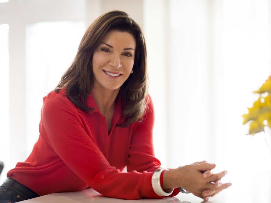 Behind the scenes facts about 'Love It or List It' stars ... Hilary Farr