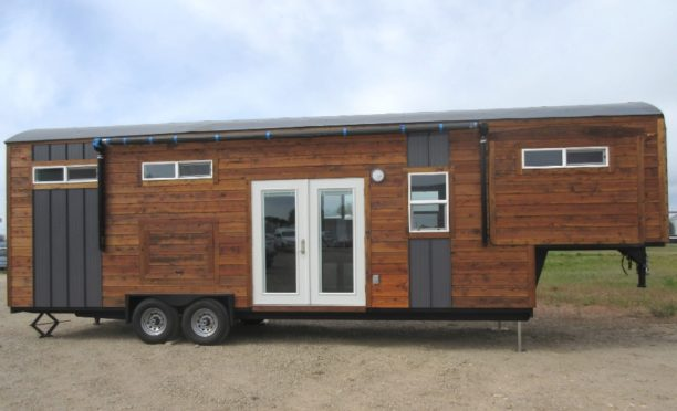 multifunctional tiny home